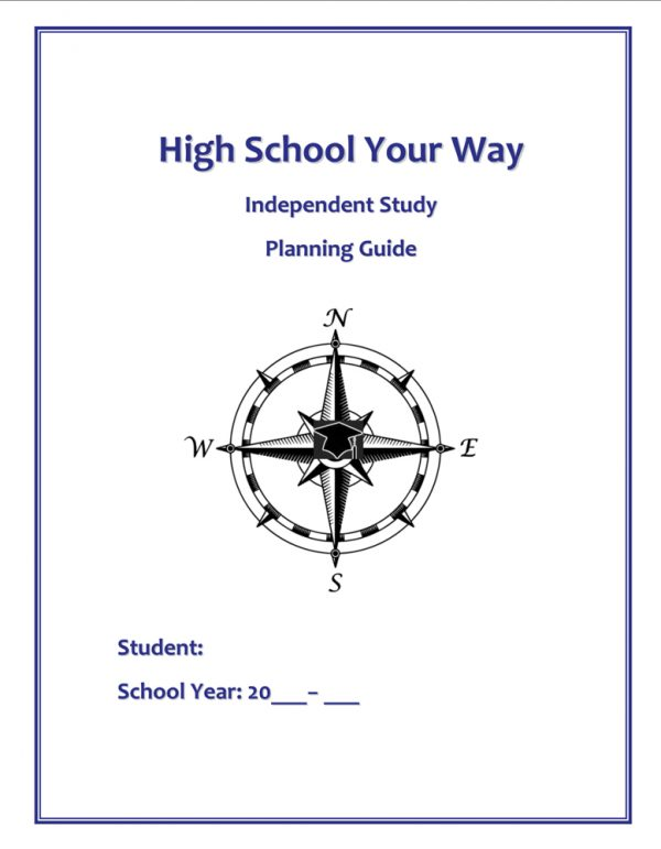 High-school-your-way-planning-guide