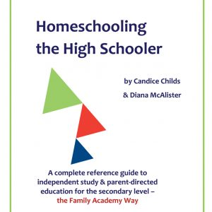 Homeschooling-higschooler