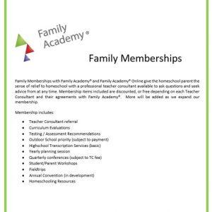 FamilyMembership