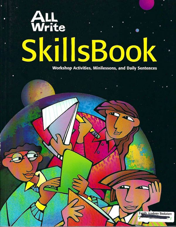 All-Write Skillsbook St